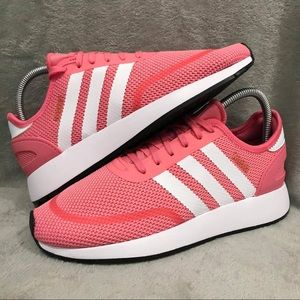 Adidas size 8.5 women and 7 men